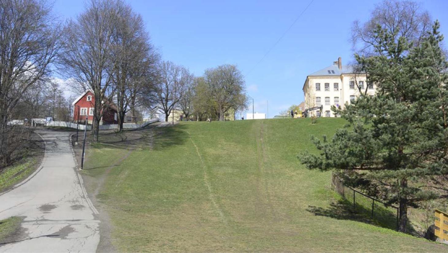 Foto av Mølleparken