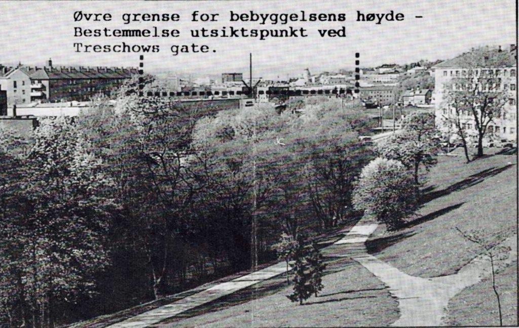 Treschows gate 16 utsyn
